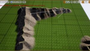 【UE4】Part19 LandMass機能を使って山を作る